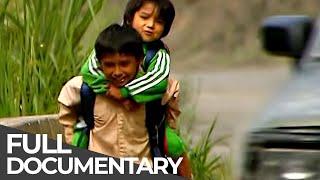 Most Dangerous Ways To School - BOLIVIA