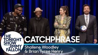 Download Catchphrase with Shailene Woodley and Brian Tyree Henry Video