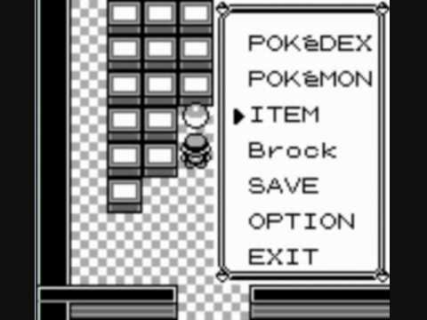 Pokemon Blue Walkthrough Part 29 - Hide and Seek With the Card Key is Over