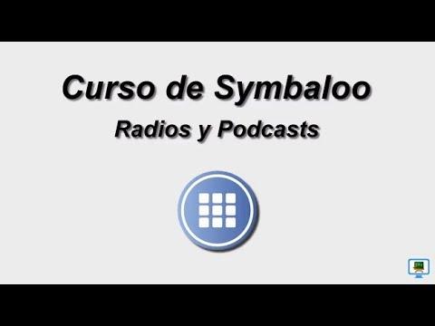 CURSO DE SYMBALOO (2017)   3.2b RADIOS y PODCASTS  (HD)