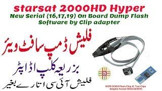 STARSAT 2000 HD HYPER 2 34 WITH 11 OTHER MENU