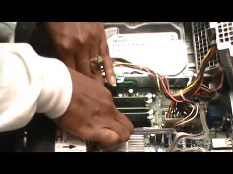 How To: Install Memory Upgrades in a HP dc7900