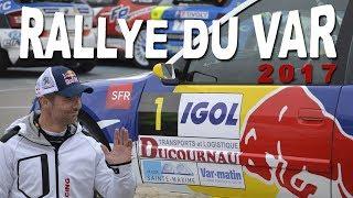 Rallye du Var 2017 - Loeb et ES3 Collobrières