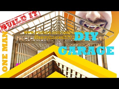Garage Build - Install Concrete Forms / Rebar / Ufer Ground   BUILD IT