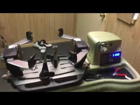 Gamma 6900 ELS Stringing Machine Introduction