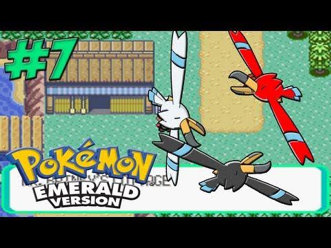 Pokemon Emerald Walkthrough Part 7- Dewford Town|Granite Cave|