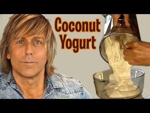 Coconut Yogurt Recipe – How to Make Dairy Free Vegan Yogurt
