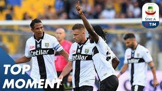 Gervinho Strike Does It Again For Parma | Parma 1-0 Empoli | Serie A
