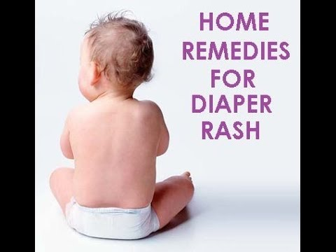 How to Naturally Treat Diaper Rash (Using Coconut Oil)