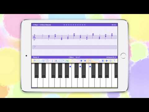 Piano Notes Pro - The Best Music Note Trainer on iPad