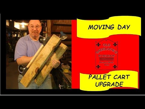 TIPS & TRICKS FOR MOVING DAY ~ UPGRADE TO  FURNITURE MOVING DOLLY