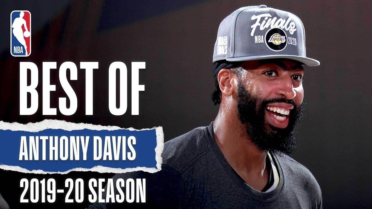 The Very Best Of Anthony Davis 2019-20 Season