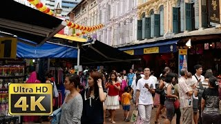 Singapore city tour - AMAZING vlog 4k video ultra hd PANASONIC Lumix DMC-FZ1000