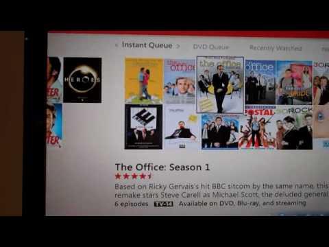 TV Convergence - Netflix on Microsoft Media Center