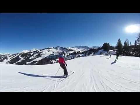 [360°] Ski sur la Rosta VR