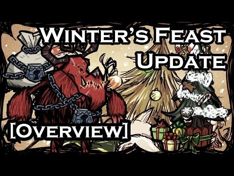 WHAT'S NEW? - WINTER'S FEAST UPDATE - DON'T STARVE TOGETHER