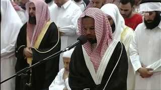 سورة الأنفال 9 إلى 40 - الشيخ أبوبكر الشاطري - ليلة 12 رمضان 1436هـ - قطر