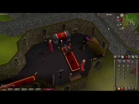 How to Outgrab Wine of Zamorak from Bots - OSRS