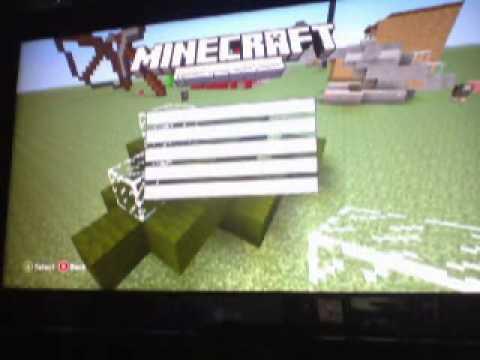 Lets Build Halo stuff on minecraft part 1