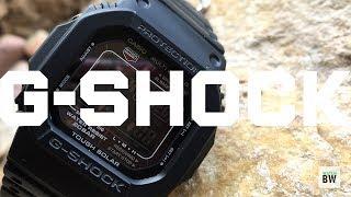 G-Shock Solar GW M-5610 - BEST $150 I EVER SPENT