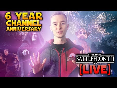 Xxx Mp4 ⚡6 YEAR CHANNEL ANNIVERSARY Let 39 S Play All Battlefronts 3gp Sex