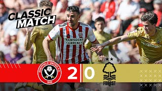 Sheffield United Vs Nottingham Forest | 2019 EFL Championship
