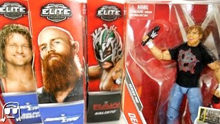 Ringside Collectibles WWE ELITE 48 Toy Haul Package Unboxing!!