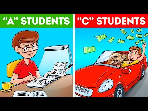 """Xxx Mp4 Why """"C"""" Students Are More Successful Than """"A"""" Students 3gp Sex"""