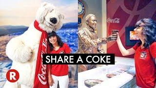 Explore The World Of Coca-Cola Museum // Atlanta, GA