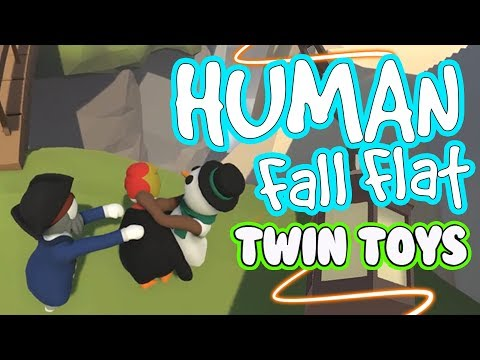 Twin Toys Plays Human Fall Flat