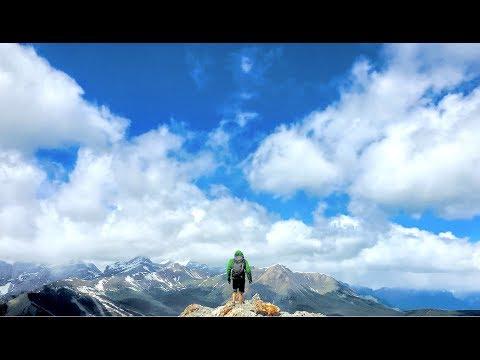 Hiking Wasootch Peak - Kananaskis Country - Travel Alberta