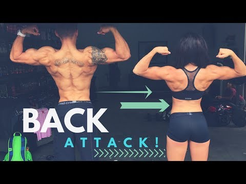 BUILD A STRONG & SEXY BACK – Workout Motivation