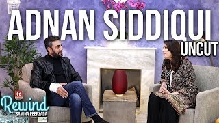 Adnan Siddiqui on Rewind with Samina Peerzada | Full Episode 3 | Angelina Jolie | Hollywood