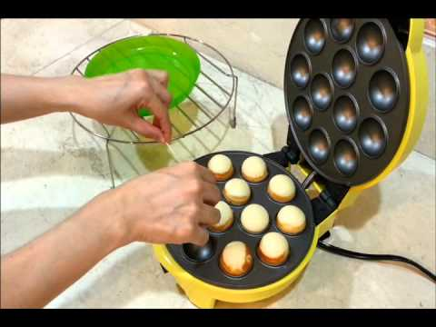 How to make Cake Pops with the Delish Treats 2 in 1 Maker