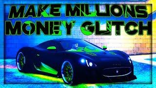 GTA 5 Online: Money Glitch 1.40
