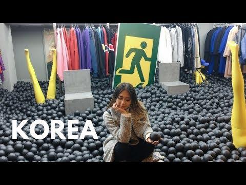 Shopping in Korea Myeongdong (ALAND, SPAO etc & HAUL)