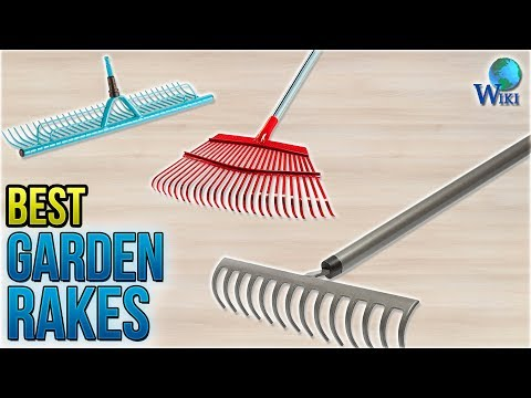 10 Best Garden Rakes 2018