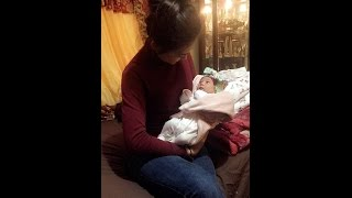 Meeting Baby Joy Xox
