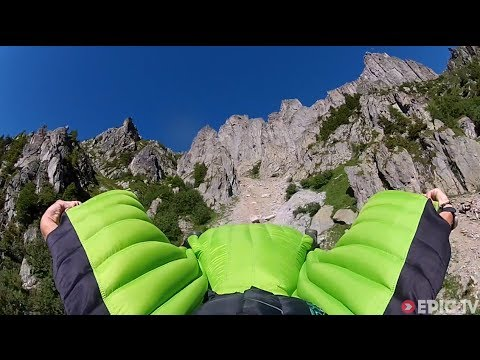 American Wingsuit BASE Jump Revolution | Mountain Flying USA with Sean Leary, Ep. 1
