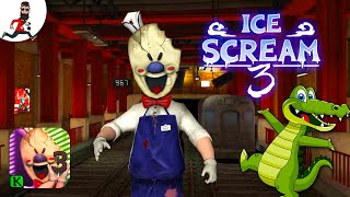 🔴 Ice Scream 3 🔴 GamePlay + download link android, ios