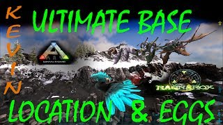 ARK Survival Evolved -:- Best Build Locations -:- Top 5 base
