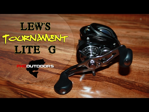 Lews Tournament LITE G Speed Spool Unboxing