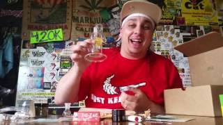 DAILY HIGH CLUB!!! UNBOXING!!! CUSTOMGROW420 GEAR!!!