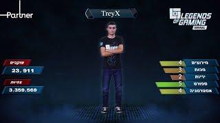 TreyX SOLO | פרק 23 |  Drive Club VR