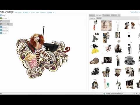 Polyvore The Draft Box.mp4
