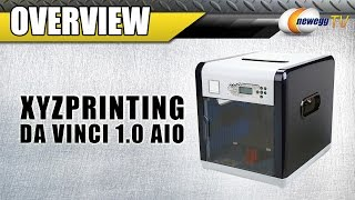 Da Vinci 1.0 AiO printer Overview - Newegg TV