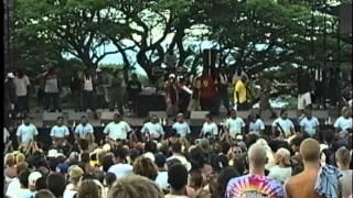 Wu Tang Concert 1997 Hawaii Big Mele