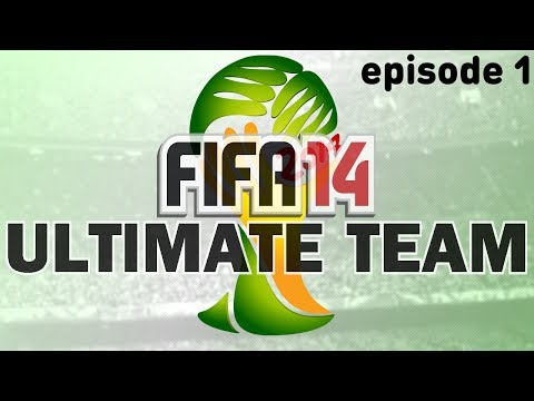 FIFA 14 - FUT World Cup