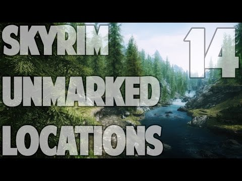 Skyrim Unmarked Location: Guardian Stones Fishing Camp