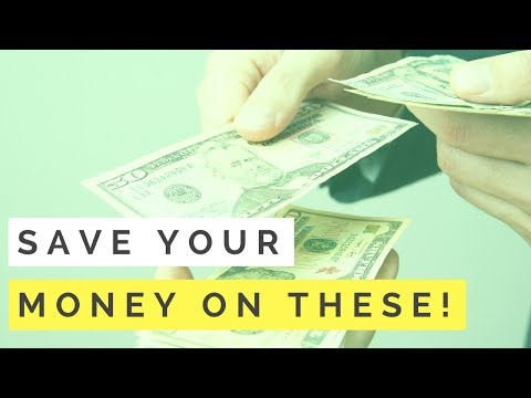 5 Items Of Clothing To Save Your Money On